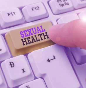 Stock photo of sexual health