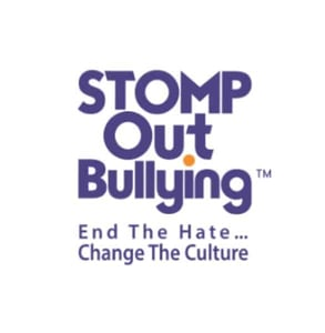 STOMP Out Bullying logo