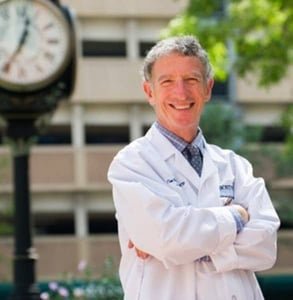 Photo of Dr. Thomas Perls, Founder of Living to 100