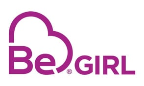 The Be Girl logo