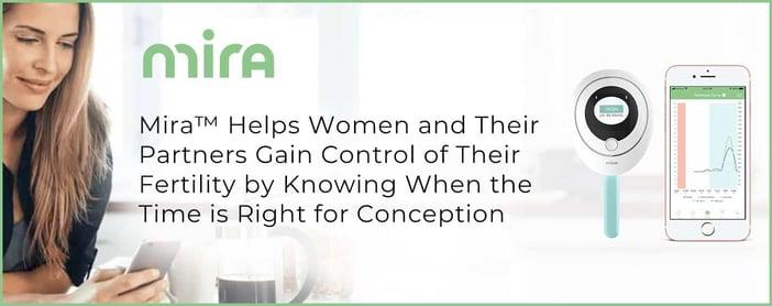 Mira Helps Women Gain Control Of Fertility