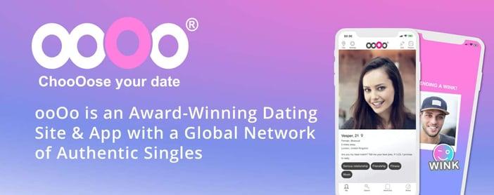 Oooo An Award Winning Dating Site And App