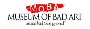 The Museum of Bad Art logo