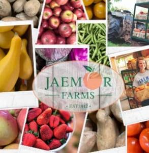 Jaemor Farms logo