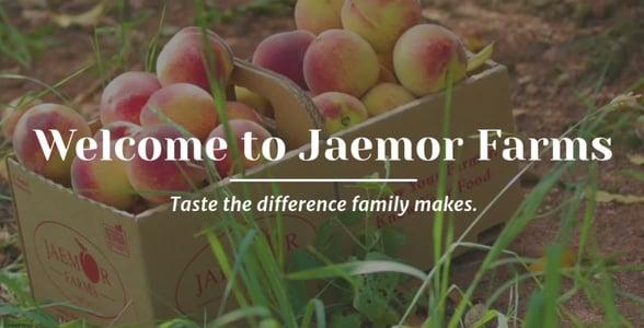 Screenshot from Jaemor Farms