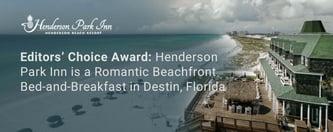 Henderson Park Inn is a Romantic Beachfront Getaway