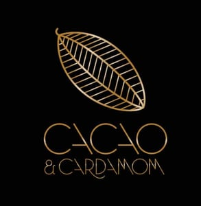 The Cacao & Cardamom logo
