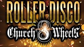 The Church of 8 Wheels logo