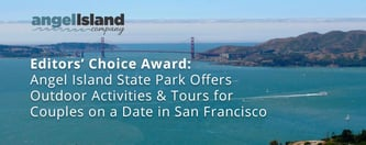 Angel Island State Park Offers Outdoor Dates