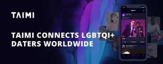 TAIMI Connects LGBTQI+ Daters Worldwide