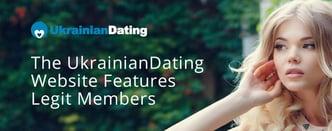 The UkrainianDating Website Features Legit Members