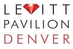 The Levitt Pavilion Denver logo