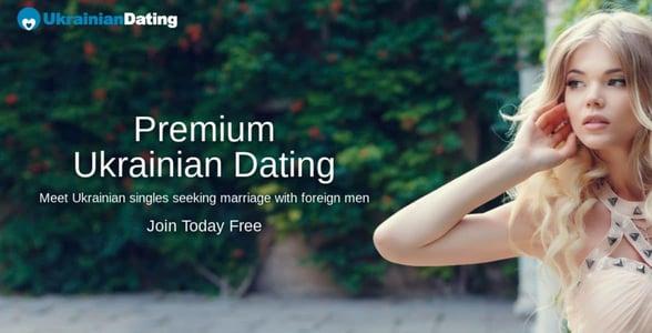 Screenshot of UkrainianDating.co