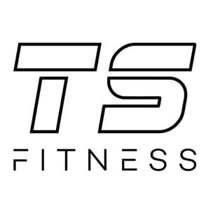 The TS Fitness logo