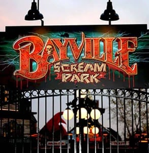 Bayville Scream Park logo