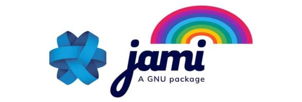 The Jami logo