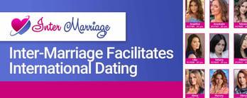 Inter-Marriage Facilitates International Dating