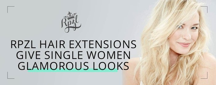 Rpzl Hair Extension Bar Gives Single Women Glamorous Looks