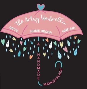 The Artsy Umbrella logo