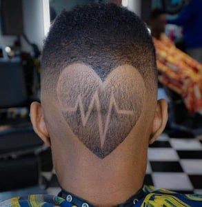 Photo of a haircut from The Cut