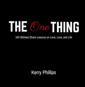 """Cover of """"The One Thing"""""""