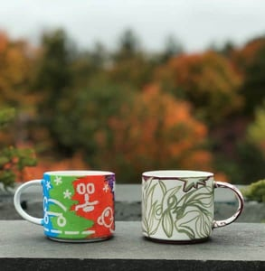 Photo of coffee cups