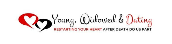 The Young, Widowed & Dating logo