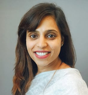 Photo of Love Matters Co-Founder Vithika Yadav