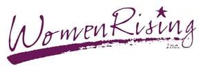 The WomenRising logo