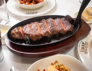 Photo of Brooklyn Chop House steak