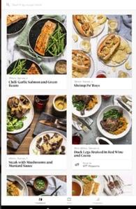 June Oven recipes