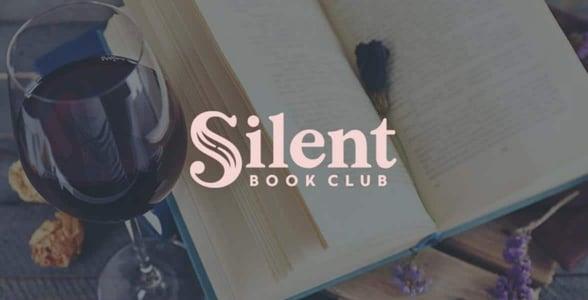 Silent Book Club logo