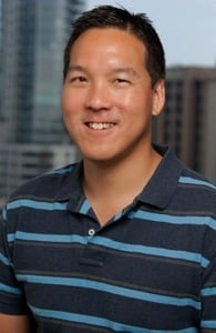 Photo of Tony Wang, Founder of The Cat Café
