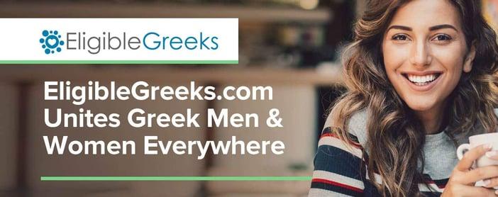 Eligible Greeks Unites Greek Singles Everywhere
