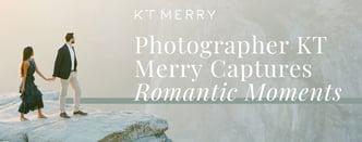 Photographer KT Merry Captures Romantic Moments
