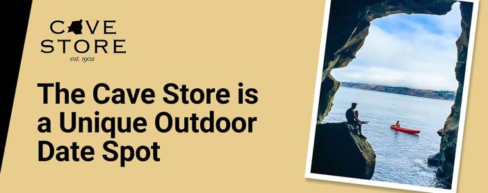 The Cave Store Is A Unique Outdoor Date