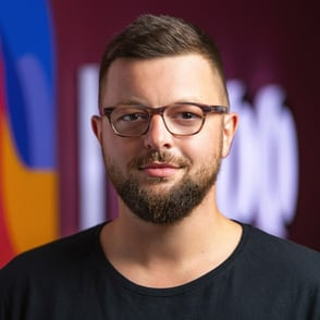 Photo of LOVOO Senior PR and Content Marketing Manager Sebastian Matkey
