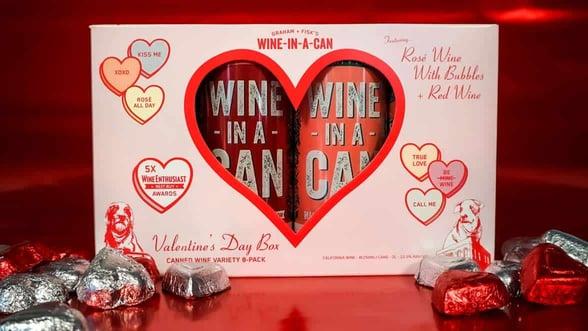 Photo of MANCAN Valentine's Day sampler