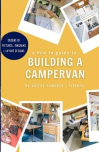 Cover of the campervan ebook