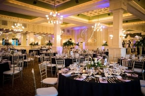 Photo of a ballroom at The Inn at Erlowest