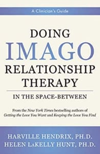 """""""Doing Imago Relationship Therapy"""" cover"""