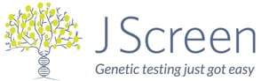The JScreen logo
