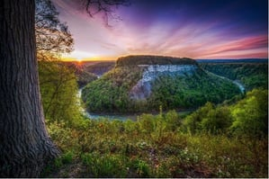 Photo of Letchworth State Park