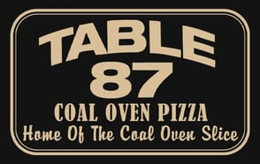 The Table 87 logo
