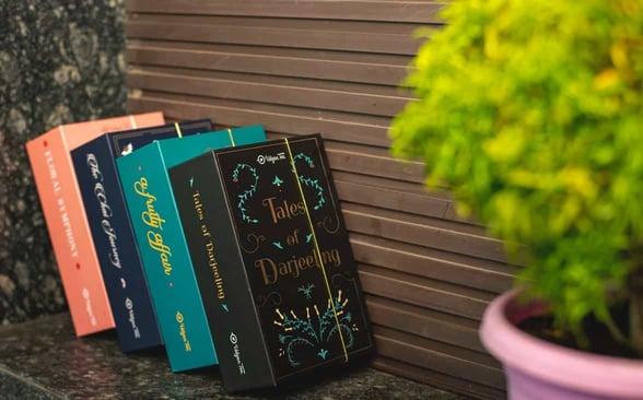 Photo of Udyan Tea gift boxes