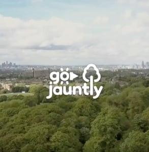 Go Jauntly logo
