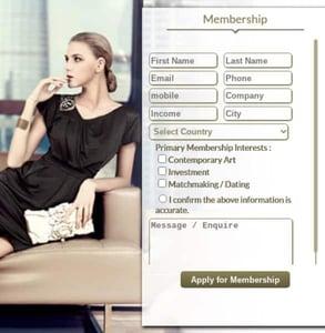 Screenshot of SEI Club