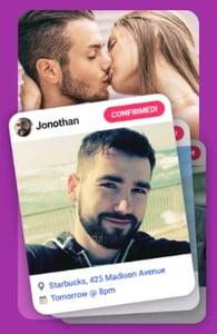 Screenshot of the Clover app