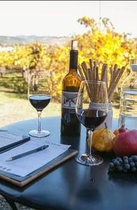 Photo of wines