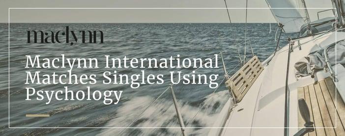 Maclynn International Matches Singles Using Psychology